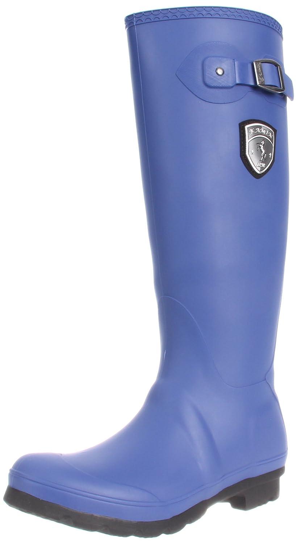 Kamik WOMEN'S WATERPROOF JENNIFER RAIN BOOTS B00796GYQ2 9 B(M) US|Blue