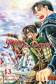 Yona of the Dawn, Vol. 13 by [Kusanagi, Mizuho]