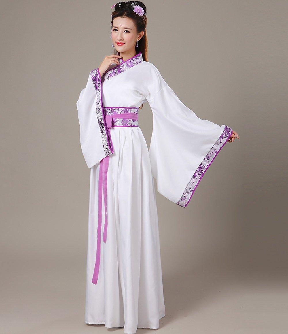 Dynastie Costume Zengai Chinois Tang Vêtements Han Antique Royal SzqUVpMG