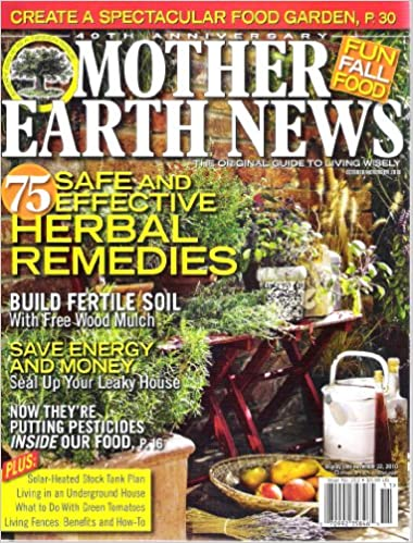 Mother Earth News Pdf
