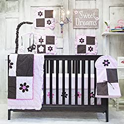 Pam Grace Creations 10 Piece Bedding Set, Pam's Petals