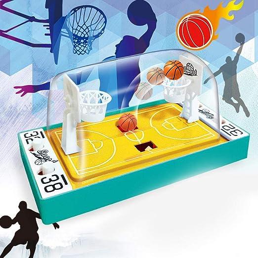 Slibrat Dedo Baloncesto Juego de Disparos Juego de Niños 2 ...