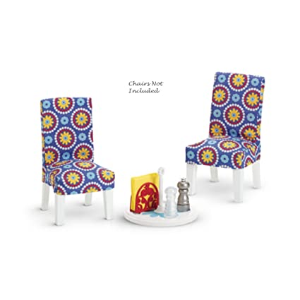 American Girl Dining Table Accessories Set for Dolls MY AG - Chairs Not  Included