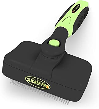 Slicker Pro Dog Brush for Shedding and Grooming