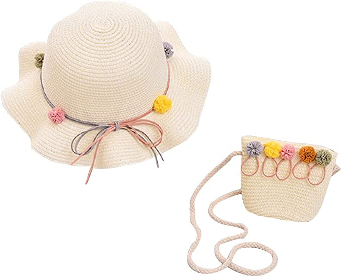 Sombreros Bebé Niña Gorras Viseras Gorros Verano Moda Mujer ...