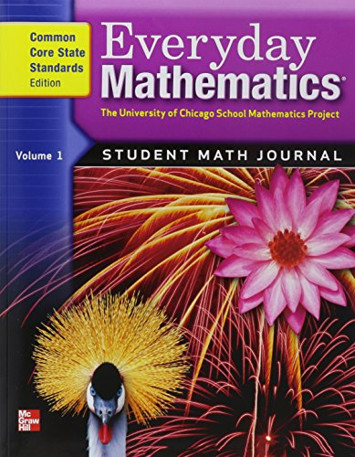 Everyday Mathematics, Grade 4, Student Journal Reorder Set