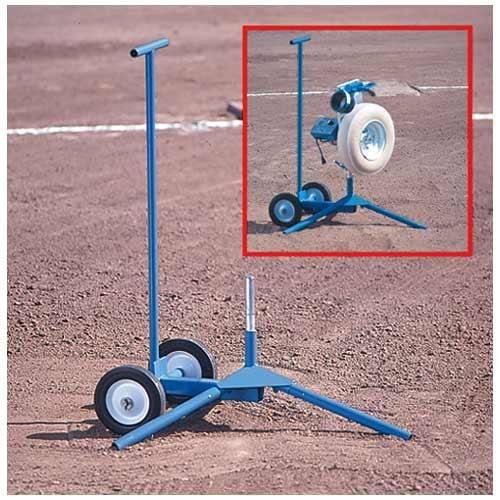 Jugs PORTABLE CART FOR SOFTBALL PITCHING MACHINE