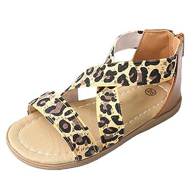 Scothen Les Filles Sandales Sandales Strappy Été Chaussures Sport Sandales  Chaussures Plage Sandales Spartiates Chaussures Princesse