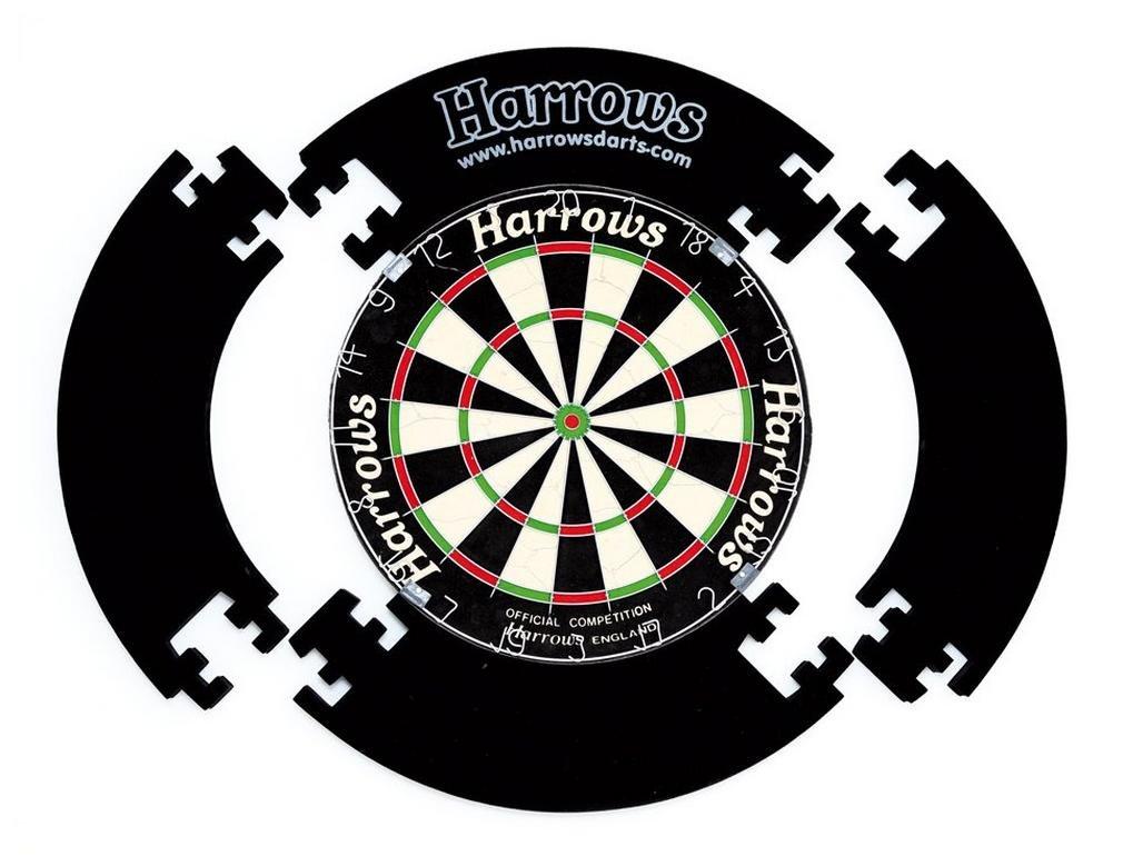 Harrows–Diana Surround Pantalla–Negro, 70cm 8032 31352.148530