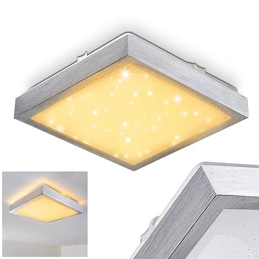 Plafón para baño con LED integrado modelo Sora, lámpara de ...