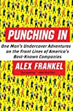 Punching In, Alex Frankel, 0060849673