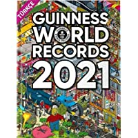Guinness Dünya Rekorlar Kitabı 2021 (Ciltli)