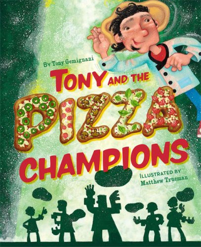 Tony and the Pizza Champions pdf epub