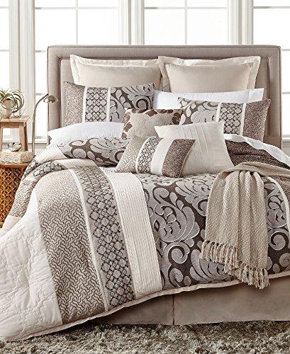 Sunham Leighton 10 Piece King Comforter Set