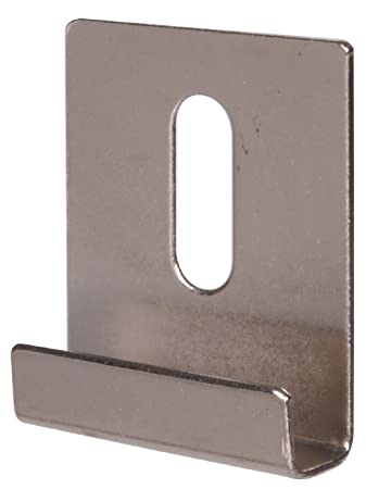 hillman 54117 wide channel mirror clip 1 4 inch channel 1 1 4 inch