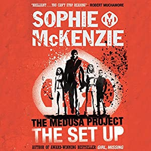 The Medusa Project: The Set-up Audiobook