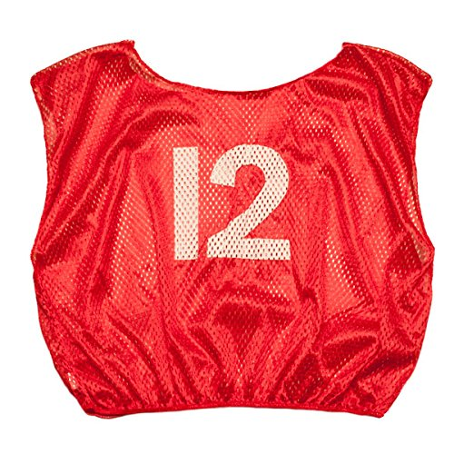 Champion Sports Practice Numbered Scrimmage Vest, (Champion Practice Scrimmage Vests)