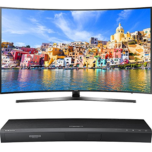 Samsung-65-Class-KU7500-7-Series-Curved-4K-Ultra-HD-Smart-LED-TV-UN65KU7500FXZA-with-Samsung-3D-Wi-Fi-4K-Ultra-HD-Blu-ray-Disc-Player