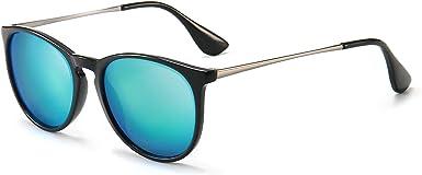 Vintage Round Sunglasses, Classic Retro Designer Style