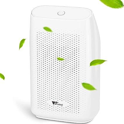 Amazon.com - amzdeal Small Dehumidifier 1.5 Pint (25 oz) Mini ...