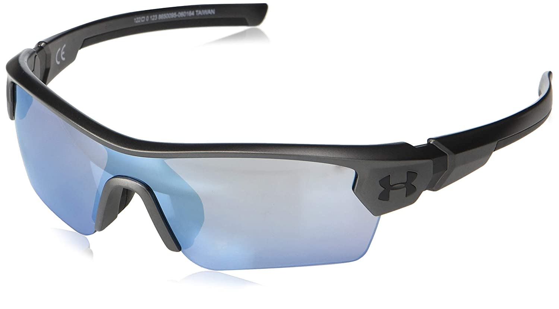 894e53f660 Amazon.com  Under Armour Ua Menace Shield Sunglasses