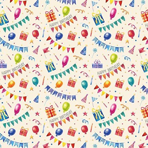 Papel Regalo Maestro Regalo cumpleaños: Amazon.es: Hogar