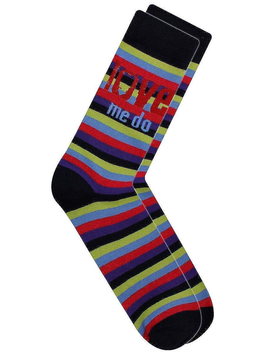 Amazon.com: Beatles calcetines: Love Me Do (para hombre ...