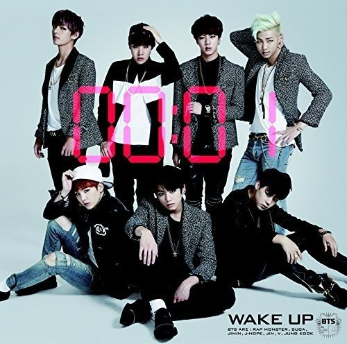 CD : BTS - Wake Up (Japan - Import)