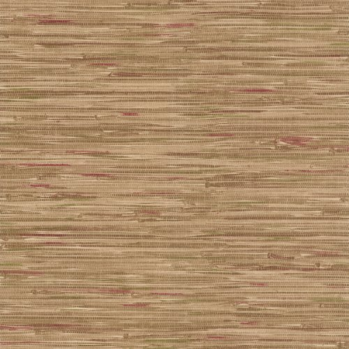 Brewster 414-44139 Faraji Light Brown Fa - Red Faux Weave Wallpaper Shopping Results