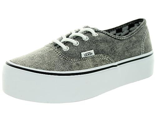 Vans - Zapatillas de Deporte Mujer , Gris (gris), 38: Amazon.es: Zapatos y complementos