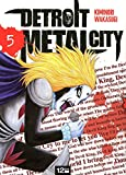 Detroit Metal City, Tome 5 (French Edition)