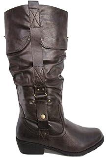 8f42aff43771 Faith Womens Silver  Danielle  High Block Heel Ankle Strap Sandals ...