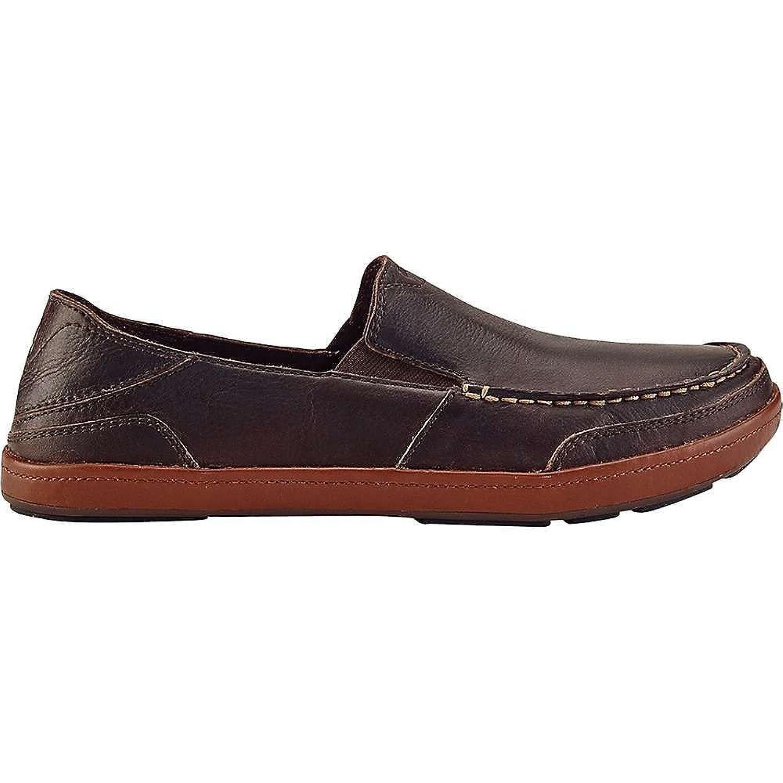 (オルカイ) OluKai メンズ シューズ靴 Olukai Puhalu Leather Shoe [並行輸入品] B07F73CDC1