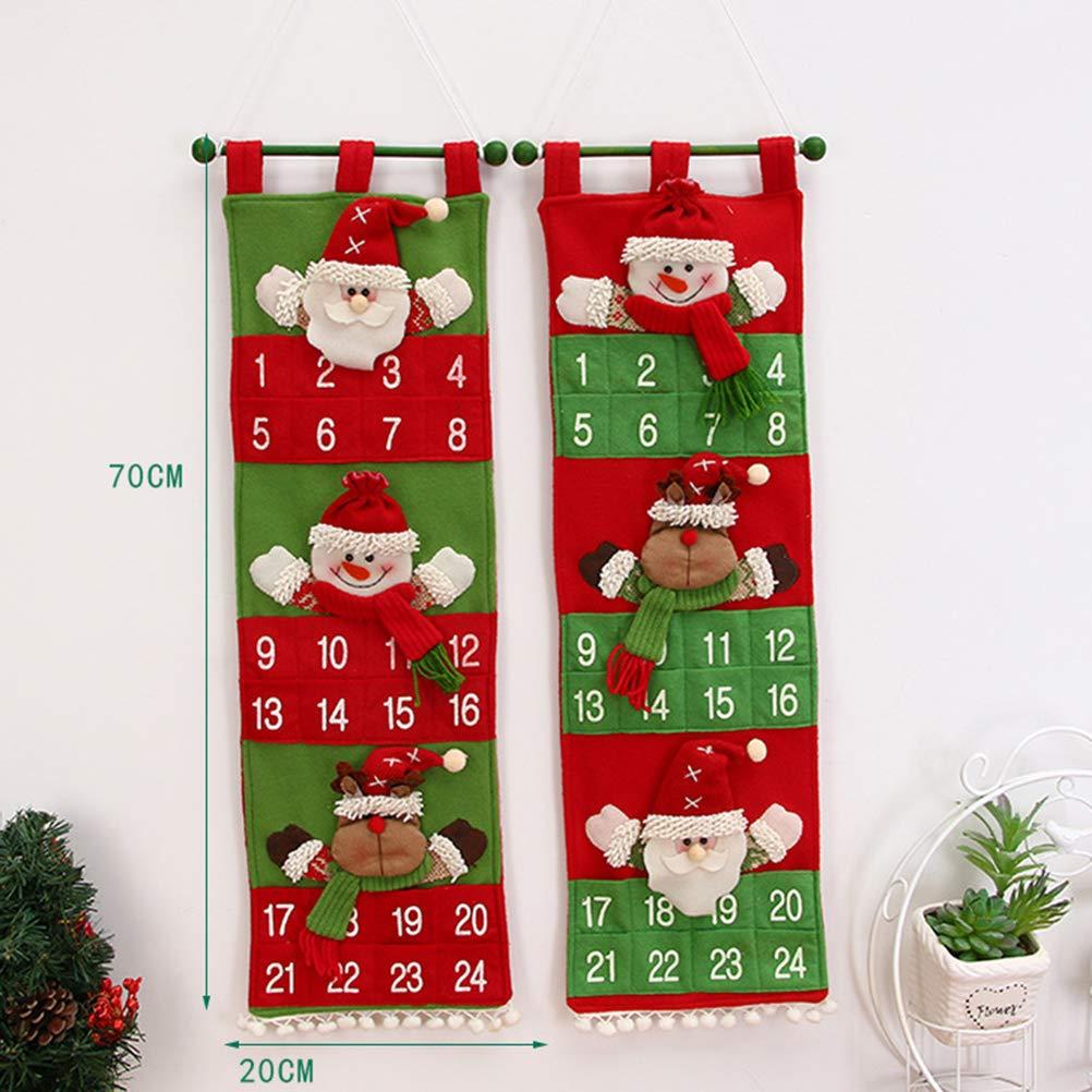 Casa e cucina Babbo Natale BESTOYARD Conto alla rovescia per ...