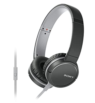 sony over ear headphones. sony mdrzx660apb over-ear headphones (black) over ear e