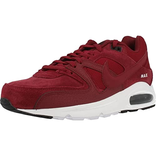 NIKE AIR MAX COMMAND PRM BORDEAUX/WHITE 43: Amazon.it ...