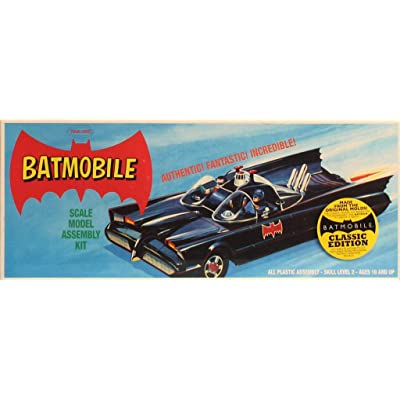 1/32 Batmobile Classic Vintage: Toys & Games