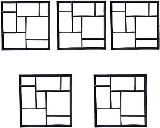 Moldes con rectángulos para hormigón de MCTECH®, para dar forma a ...