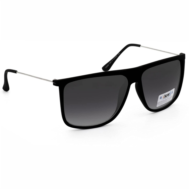 Gafas de sol marca iSurf cuadradas para hombre, montura de ...