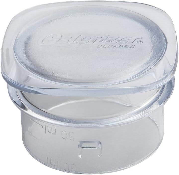Genuine Oster centro tapón de relleno para Oster licuadora tarro tapa, cuadrado, Clover, redondo: Amazon.es: Hogar