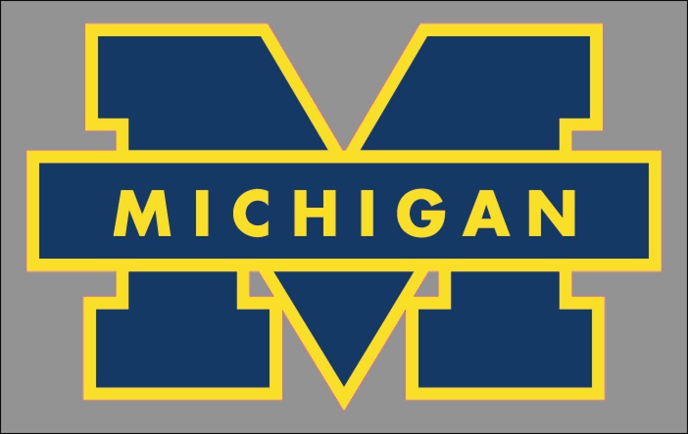 【通販激安】 Michigan Wolverinesビニールデカール| 9 9 inトラックロゴエンブレムWindowsノートパソコン|ミシガン州新しいスキン。 B07F21H5NS B07F21H5NS, ヘムリーベット:719668fe --- a0267596.xsph.ru
