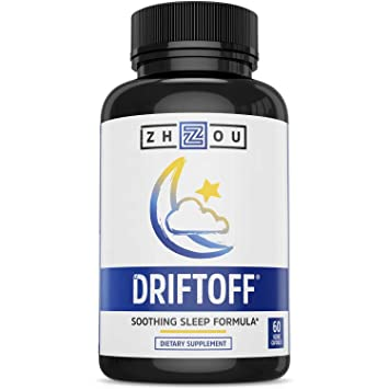 Zhou Nutrition, Driftoff, Natural Sleep Aid