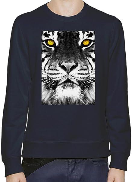 Tiger Roar Hipster TUMBLR Sudadera Hombres Mujeres XX-Large: Amazon.es: Ropa y accesorios