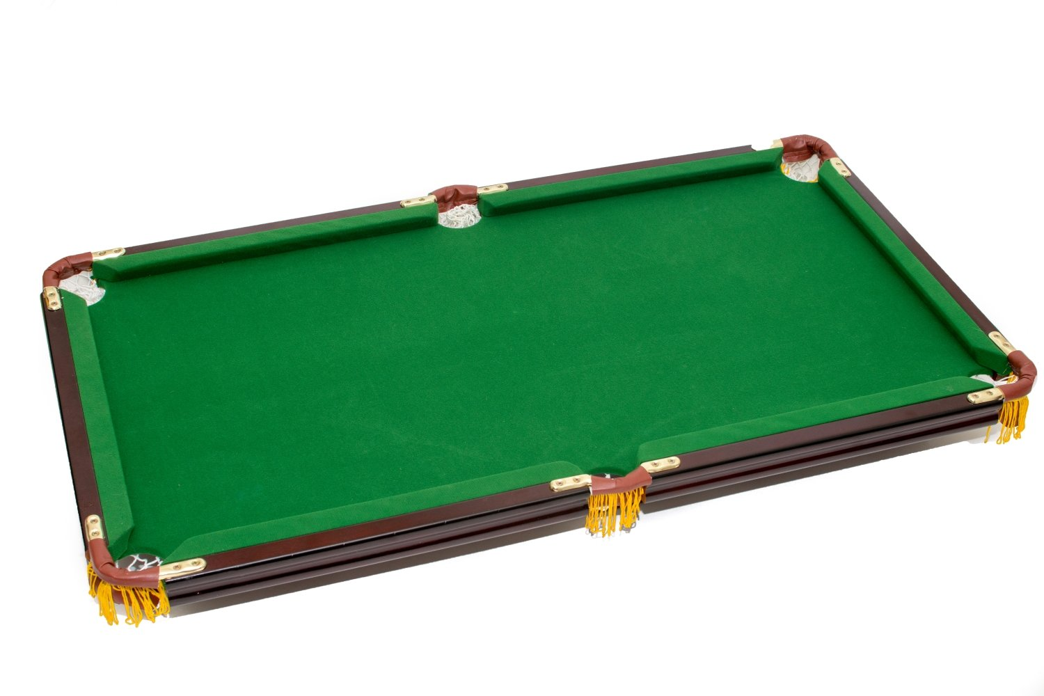 Bello Games New York, Deluxe Folding Pool Table EXTRA LARGE 44''
