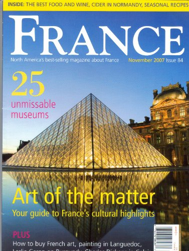 France November 2007 Issue 84 - France Languedoc Roussillon Red Wine