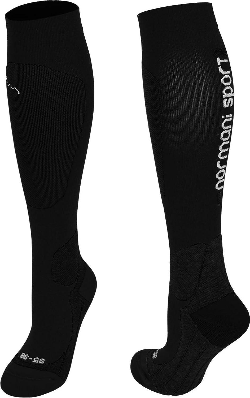 normani® Herren Kompressionsstrumpf compression running socks