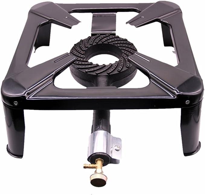 OBLLER 6,5 KW Grande estufa de gas LPG quemador cocina ...
