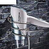 Hair Barber's Dryer Rack Bathroom Storage Rack Bathroom Dryer Holder-A