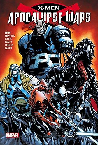X-Men: Apocalpyse Wars (X Men Book)