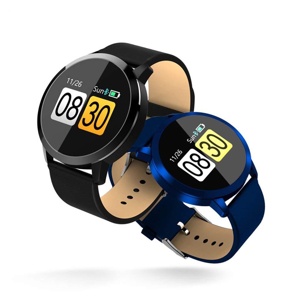 OUKITEL W1 Reloj Inteligente Impermeable IP67 Monitoreo de la frecuencia cardíaca Presión sanguínea Oxígeno Bluetooth Reloj Deportivo Anti-perdido - ...